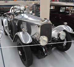 1924 Vauxhall 30/98 (D70) Tags: southwardcarmuseum paraparaumunorth wellington newzealand 1924 vauxhall 3098 4cyl ohv 42litreengine guarantee having lapped brooklands guaranteeofhaving lappedbrooklands 100mph