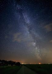 Milky Way (TigerPal) Tags: saskatchewan sask prairie plains summer balcarres milkyway astro astrophotography stars skies noisepollution nightsky galaxy