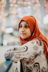 Pakiza (Yannick Charifou Photography ©) Tags: d850 nikon nikkor afs58mm14g wideopen ouverture aperture bokeh dof depthoffield yannickcharifouphotography light portrait beautiful wife femme muslim musulmane island islam hijab amour love life lifestyle family famille fullframe