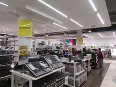 Harris Scarfe Rundle Place closing down (RS 1990) Tags: harrisscarfe hs rundlemall rundleplace closingdown finalclearout sale city adelaide australia southaustralia friday 17th january 2020