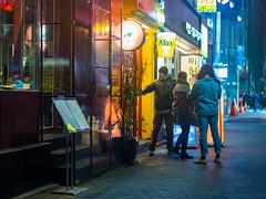 2003/1719 (june1777) Tags: snap street alley seoul night light bokeh fujifilm gfx 50r mamiya 645 80mm f19 1600 myeongdong adcn mod4
