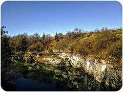 I riflessi del fiume (color raimbow) Tags: river riverside beautifulview beautifulnature reflections wildnature winternature winterview silence landscape italy sunnymorning