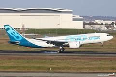 Airbus A330-800 (F-WTTO) (Arthur CHI YEN) Tags: airbus a330800 fwtto a330 lfbo
