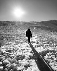 Passo giau (104gian) Tags: biancoenero paesaggio passogiau cortina dolomiti dolomiten bw landscape snow neve