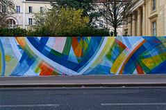 Lignées (Romain FROQUET) Carré de Baudouin (Edgard.V) Tags: paris parigi street art urban urbano arte callejero graffiti mural murales froquet zoi wall muro parede carré baudouin