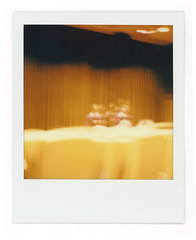Screening (scottboms) Tags: animpossibleproject film projects losangeles la travel polaroid instantfilm polaroidoriginals sx70