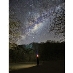 Looking beyond... (Robyn Hooz) Tags: blyde river fiume canyon sudafrica southafrica stelle galassia galaxy lucrezio evil good bad luce torch pila