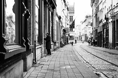 Antwerp (koen_jacobs) Tags: antwerp streetphotography blackandwhite