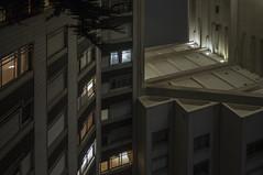 Paris, octobre 2019. (Le Cercle Rouge) Tags: paris france night nuit darkness light streets immeubles buildings 75014 montparnasse
