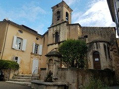 The Best Things While On Vacation.... (Art of MA Foto Stud) Tags: lourmarin vaucluse provence luberon ochre eglise romanesque church kirche france frankreich ocre