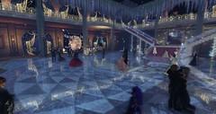 Harvest Ball 2019 (Osiris LeShelle) Tags: secondlife second life avilion grove ballroom ball medieval fantasy roleplay community harvest festival dance dancing