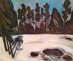 Winter by Edvard Munch (hansjoergBo) Tags: fine arts oilpainting edvardmunch