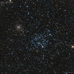 M35-48min (bdeclerc) Tags: astronomy astro astrophotography astrometrydotnet:id=nova3880209 astrometrydotnet:status=solved