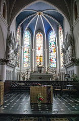 2019 07 03_3216_ Chœur de l'église Saint-Gilles de Watten (yves62160) Tags: flandres villes fortifiées watten eglise saintgilles edifices religieux architecture