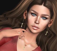 ♥ (♛Lolita♔Model-Blogger) Tags: lolitaparagorn lelutka glamaffair tableauvivant ysoral blog blogger blogs beauty bento