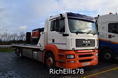 Add Watermark20200117125653 (richellis1978) Tags: truck lorry haulage transport logistics freight man tga ex derbyshire fire rs recovery dg53fzj