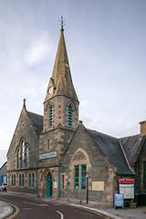 Photo of Former Congregational Church, Aberfeldy