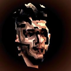 Retrato cubista - Cubist portrait (COLINA PACO) Tags: retrato ritratto cubistportrait cubism cubismo oddportrait fotomanipulación fotomontaje photomanipulation collage franciscocolina