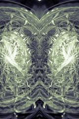 Crystal GPST (Peter Rea XIII) Tags: art artistsontumblr abstract artwork biutifulpics cameraraw d300s design experimental gradient imiging lensblr lightisphotography lensbaby luxlit multipleexposure macro nikon originalphotographers originalphotography photographersontumblr peterreaphotography photography pws p58 reflection submission telescopical triple xonicamagazine ycphotographs green
