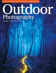 Light Painting feature - February edition - Outdoor Photography (J C Mills Photography) Tags: lightpainting outdoor photography magazine opoty fairy path uk peakdistrict