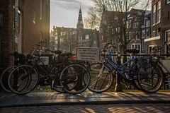PK5_3621 (Iris Harm Fotografie) Tags: amsterdam holland nederland netherlands fiets fietsen cycling bycicle cycle water station streetphotography straatfotografie iris harm photography fotografie