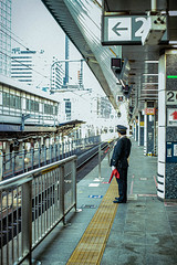 Platform (yamagenov) Tags: lenstagger tokyo japan