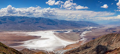 Salt Flats, Death Valley (ian_woodhead1) Tags: salt flats death valley badwater basin dantes view panorama landscape california usa america national park