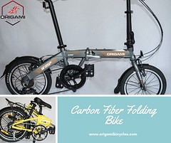 Carbon Fiber Folding Bike (origamibicycles) Tags: carbonfiberfoldingbike carbonfoldingbike foldingbicycle foldingbike bicycle