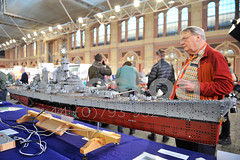 /Users/cloudwalker_3/Images/Press Folder/London Model Engineering Exhibition/Watermarked FlickR JPGs/Mecacano USS Missouri 1.jpg (MichaelPreston_Creative19) Tags: 3d adults background boat builds built childhoods constructions constructs creative designs details diorama engine engineering engineers enthusiasts exhibitions fun historical hobbies hobby homemade image kits leisure little machines made males man mechanical mechanisms men metal miniature miniatures modelengineeringexhibition modelling models motors nostalgia objects old people persons photo photograph pic picture plastics projects replica replicas retro scale scalemodels ship small structures technology toys transport transportation travel vehicles vintage london
