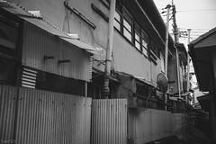 街 (fumi*23) Tags: ilce7rm3 sel35f18f emount 35mm fe35mmf18 a7r3 alley sony street monochrome bnw bw blackandwhite モノクロ 路地 osaka 大阪