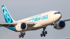 Airbus A330-841 Airbus Industrie F-WTTO (Florian Roussel) Tags: airbus industrie fwtto a338 a330 neo n