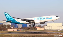 Airbus A330-841 Airbus Industrie F-WTTO (Florian Roussel) Tags: a330841 airbus industrie fwtto a338 a330 neo n