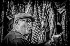 Cuban, Yep, Cuban. (Igor Danilov Philadelphia) Tags: monte cigar smoking coffee cuban rost patern background mono bw summer