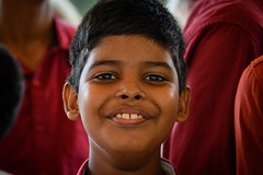 India - Kerala - Boy - Smile - 2758 (Peter Goll thx for +14.000.000 views) Tags: changanachery d850 indien nikon ourladyofdolourschurch kerala india junge kainady nikkor28300 portrait nikkor 2019 boy nikond850 kavalam travel reise reisen
