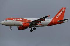 easyJet G-EZDH BFS 17/01/19 (ethana23) Tags: planes planespotting aviation avgeek aircraft aeroplane airplane airbus a319 easyjet