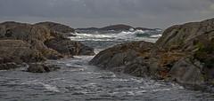 stormy day, Kristiansand, Norway (gormjarl) Tags: kristiansand wather lake fjord sunset beach water sky natur night art light sun cloud landscape street river otra norway city varoddbridge bridge ngc