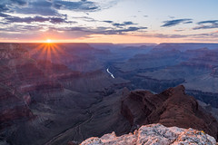 Grand Canyon's Sunset (Fab Boone Photo) Tags: usa rock ssunset syunrise sunset sunrise jaune photo photography fab fabboone pattern red colors antelope canyon antelopecanyon up sky arizona page fabienboonephotograph fabienboonephotography narrow rouge national park nationalpark visitusa grandcanyon ajouter des tags fabien boone fabienboone fabienboonephoto fabboonephoto nature tree trees magic scenic landscapes outdoors no people scenics silhouette tranquil scene cloud landscape mountain beauty in outdoor lost explored nikonflickraward