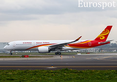 B-30DP Airbus A350 Hainan Airlines (@Eurospot) Tags: airbus toulouse blagnac hainanairlines a350 a350900 b30dp 355