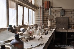 The Dead Alchemist (Pigeoneyes.com) Tags: chemical chimica laboratorio laboratory abandoned abbandono abbandonato abandonedplaces edificiabbandonati pigeoneyes pietromassimopasqui involuzioneindustriale