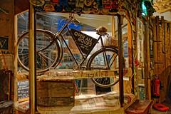Open All Hours (Croydon Clicker) Tags: pub inn hostelry beer wooden tonbridge kent nikond700 nikkor nikkoraf28105mmd nikon bicycle window display