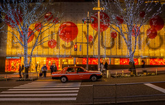 Roppongi (yasky0786) Tags: roppongi illumination tokyo asisfavorites happyplanet city night light street
