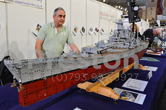 Mecacano USS Missouri 3 (MichaelPreston_Creative19) Tags: 3d adults background boat builds built childhoods constructions constructs creative designs details diorama engine engineering engineers enthusiasts exhibitions fun historical hobbies hobby homemade image kits leisure little machines made males man mechanical mechanisms men metal miniature miniatures modelengineeringexhibition modelling models motors nostalgia objects old people persons photo photograph pic picture plastics projects replica replicas retro scale scalemodels ship small structures technology toys transport transportation travel vehicles vintage london