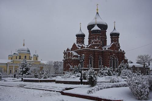 Тула.Успенский кафедральный собор