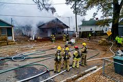 GFR Live Burn Training (Greenville, NC) Tags: greenville nc north carolina firerescue gfr pitt community college pcc pittcommunitycollege training live burn burning smoke fire house