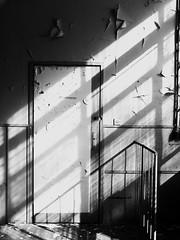 old doors (Darek Drapala) Tags: old oldtown doors bw blackwhite blackandwhite lumix light panasonic poland polska panasonicg5 warsaw warszawa