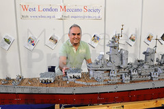 Mecacano USS Missouri 4 (MichaelPreston_Creative19) Tags: 3d adults background boat builds built childhoods constructions constructs creative designs details diorama engine engineering engineers enthusiasts exhibitions fun historical hobbies hobby homemade image kits leisure little machines made males man mechanical mechanisms men metal miniature miniatures modelengineeringexhibition modelling models motors nostalgia objects old people persons photo photograph pic picture plastics projects replica replicas retro scale scalemodels ship small structures technology toys transport transportation travel vehicles vintage london
