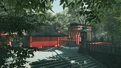Shrine (The Bearer Of Victory) Tags: fushimiinari indie reshade unrealengine ue4