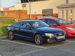 2008 Audi A5 2.0 T Quattro (hugh llewelyn) Tags: 2008audia520tquattro