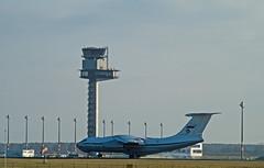 Berlin SXF 17.1.2020 IL-76 MD Landung (rieblinga) Tags: berlin sxf schönefeld russische luftwaffe il76 md transportflugzeug staatsbesuch putin libyen gipfel konferenz