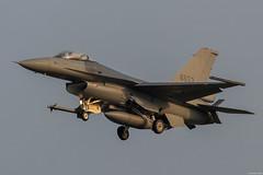 RoCAF Lockheed Martin / AIDC F-16V (upgraded F-16A) 6653 on approach at Chiayi Air Base (Jeroen.B) Tags: 2019 roc rocaf republicofchina taiwan 中華民國空軍 aidc lockheed martin 6626 f16 f16a f16v ta53 23 tfg f16a20cf chiayi air base 嘉義空軍基地 rcy rcku